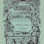 Wrapper for Dombey and Son by Charles Dickens