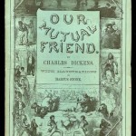 Wrapper for Our Mutual Friend by Charles Dickens