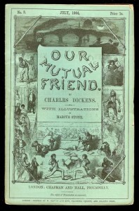 Part Issues of Dickens's Novels from Project Boz