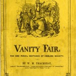Wrapper for Vanity Fair by William Makepeace Thackeray
