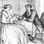 Illustrations for Can You Forgive Her? by Anthony Trollope