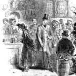 Illustrations for Dombey and Son by Charles Dickens