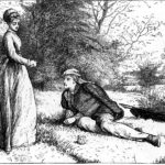Illustrations for Ralph the Heir by Anthony Trollope